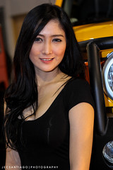 Manila Auto Salon 2014 (jecstrike) Tags: girls hot cars babes carshow