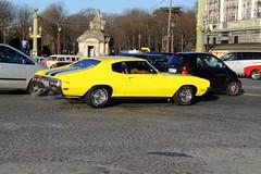 Buick Skylark 1972 (seb !!!) Tags: auto paris france cars car canon de buick automobile voiture concorde americans seb 1972 coup skylark traverse amricaine