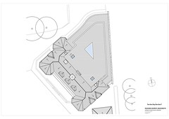 Rugby Pavilion Roof Plan