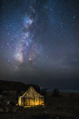 Starry Night (jpmiss) Tags: ocean mars canon stars f14 atlantic morocco maroc 24mm essaouira étoiles milkyway 6d atlantique voielactée samyang nuitnight jpmiss marrakechtensiftalhaouz flickrunitedaward photopills