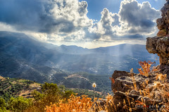 Polyrrinia, Crete (Christian Bcker) Tags: canon landscape landscapes ruins kreta greece crete griechenland landschaft hdr highdynamicrange ancientruins landscapephotography canonef24105mmf4lisusm polyrrinia canoneos60d crete2014