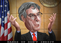 Robert P. McCulloch - Hands Up Don't Indict (DonkeyHotey) Tags: art face photomanipulation photoshop photo political politics cartoon manipulation missouri caricature politician campaign ferguson karikatur caricatura commentary michaelbrown politicalart karikatuur politicalcommentary darrenwilson bobmcculloch donkeyhotey robertpmcculloch