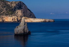 Benirrás por la mañana (Nebelkuss) Tags: mediterranean mediterraneo ibiza playas benirrás sigma2470f28 canoneos60d