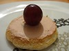 Foie gras et raisin