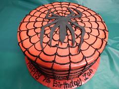 Spiderman (GRAMPASSTORE) Tags: birthday girls boy cakes boys girl cookies cake cupcakes cookie unique spiderman grandpa il cupcake childrens custom grandpas lagrange grampas mygrandpasstore