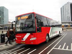 Arriva bus 7320 Utrecht CS (Arthur-A) Tags: bus netherlands buses mercedes utrecht nederland autobus brabant noordbrabant tourismo arriva bussen integro brabantliner