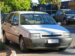 Fiat Tipo S 1.6 iE 1996 (RL GNZLZ) Tags: fiat 1996 16 hatchback tipo tipos tipoie