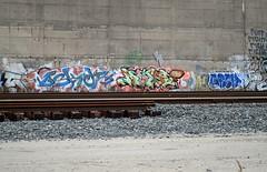DSC_0649 v2 (collations) Tags: toronto ontario graffiti documentary motel spud osker grews establishingshots graffitiinsitu contextshots