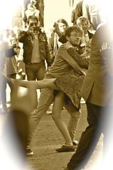 Swinging (petefreeman75) Tags: costumes girls stockings costume women dancing cosplay wwii hats 1940s dresses ww2 upskirt heels uniforms furs 2014 warweekend seamedstockings wartimeweekend fortiesweekend pickeringwarweekend pickeringwartimeweekend
