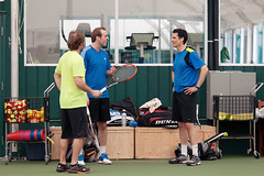 Drill & Play Session whistler tennis
