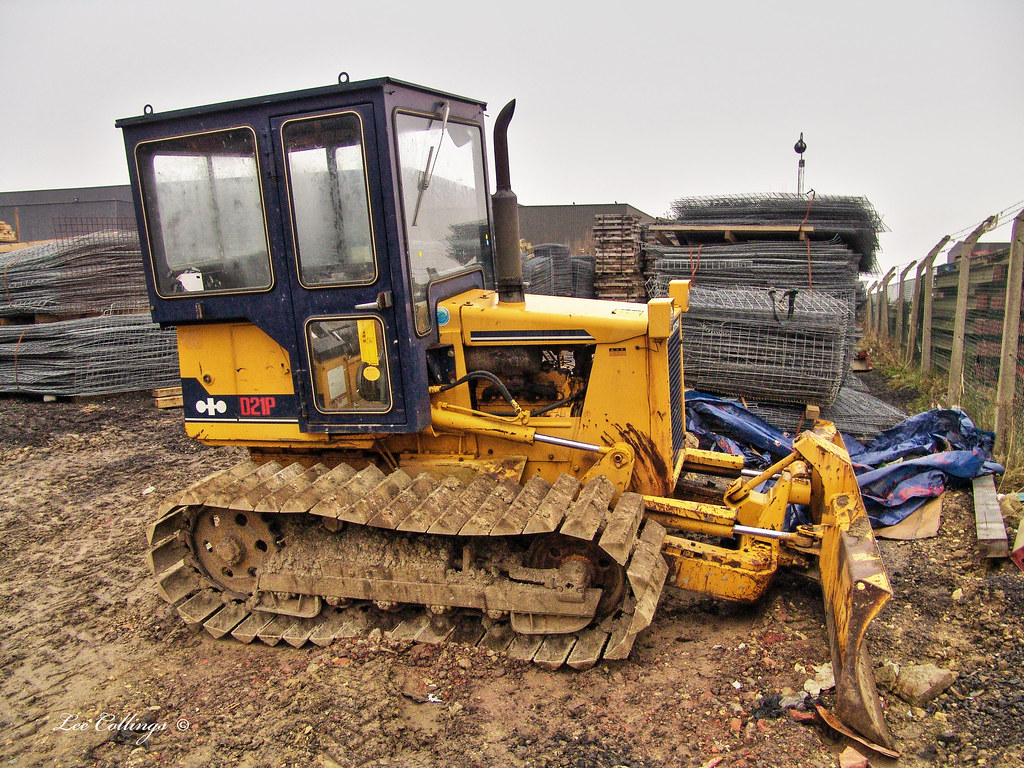 The World's Best Photos of komatsu and tracks - Flickr Hive Mind