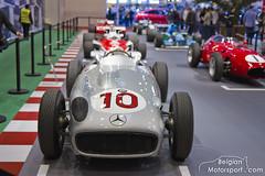 1954 Mercedes-Benz W196 (belgian.motorsport) Tags: auto cars essen juan 1954 racing manuel mercedesbenz tuning motorshow 2014 fangio w196