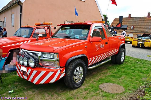 6 chevrolet k truck lights diesel 5 c pickup chevy ck silverado winch tow 1500 v8 wrecker falck bärgare bilbärgning