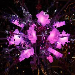 Festive lights (paul indigo) Tags: lighting christmas shopping festive season decoration leeds trinity paulindigo