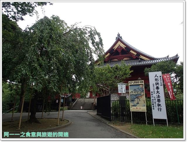 東京自助旅遊上野公園不忍池下町風俗資料館image034