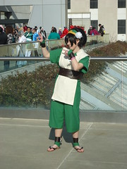 Toph 3 (EJrunner017) Tags: winter anime last avatar sac toph 2015 airbender sacanime beifong