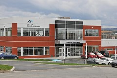 Façade - Centre de Sainte-Marie