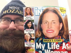 InTouch Magazine, Bruce Jenner Photoshopped Transgender Cover, 1/2015, pic of magazine by Mike Mozart of TheToyChannel and JeepersMedia on YouTube #Bruce #Jenner #Intouch #Magazine #Photoshop