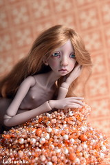 DSC_2005 (jullery) Tags: girls portrait girl beauty design beads doll bead bjd beadwork delica beadsofglass bjtales
