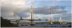 QF storm 4 (The Anti-Sharpness League) Tags: jadmor olympus queensferry crossing forth road bridge fife scotland em5