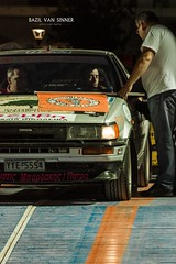 #AE86 (Imaginarium 2.1) Tags: ford start honda photography lights nikon rally citroen wing automotive greece toyota 2cv photoshot likefatherlikeson rallye levin ae86 patra peugeot106 bvs civictyper escortmkii pelloponese bmwe30m3 onthehook mitsubishilancerevox saxovts  afetiria mitsubishilancerevo8 skodafabias2000 achaios bazilvansinner boxedfenders  nissanmicrak11kitcar