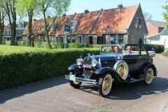 1931 Ford A 400 (Davydutchy) Tags: classic ford netherlands car rally nederland 400 oldtimer frise paysbas friesland niederlande typea bolsward klassiker frysln elfstedentocht frisia vetern aford atype a boalsert