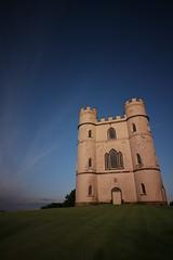 Belvedere (Brad Discombe) Tags: sky castle skyline canon long exposure devon exeter belvedere haldon 100d