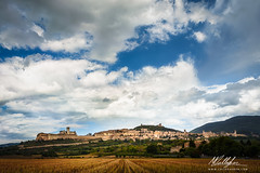 Assisi after a storm (Callegher Marco - The beauty in my eyes) Tags: italy italia land assisi paesaggio umbria