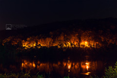 night sky of erawan (snksinicksink192) Tags: thailand waterfall nationalpark kanchanaburi erawan traveler traval
