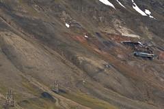030 Day 1 Svalbard (brads-photography) Tags: abandoned svalbard scree spitsbergen coalmine funicular longyearbyen coalmining mineworkings mine2b 193768 julenissrgruva newmine2 santaclausemine