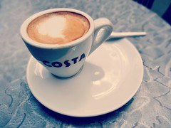 Let's have a coffee... (France-) Tags: costa paris france hot cup tasse coffee caf 506 boisson