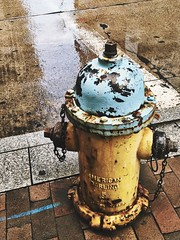 Pittsburgh Plug (Melinda G Pix) Tags: water hydrant fire pittsburgh