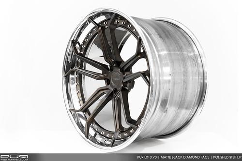 Lamborghini Huracan на дисках PUR LX10.V3