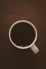 144 - Black (DanielleDeviated) Tags: black hot cup coffee table drink beverage mug tabletop tableware 366project 3662016