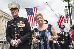 160530-D-HU462-315 (Chairman of the Joint Chiefs of Staff) Tags: usa washington districtofcolumbia memorial honor parade fallen sacrifice seac cjcs joedunford ellyndunford josephdunford