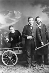 Lou Salom, Paul Ree and Friedrich Nietzsche pose for a photograph, 1882 [442  661] #HistoryPorn #history #retro http://ift.tt/1OwfecJ (Histolines) Tags: history pose paul for retro photograph lou timeline friedrich nietzsche 442 ree 1882 salom 661  vinatage historyporn histolines httpifttt1owfecj