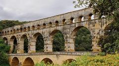 Pont du Gard (Janet - West Sussex) Tags: france du pont aquaduct romans gard