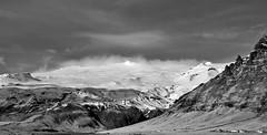 Eyjafjallajkull (JaanaMarja) Tags: houses snow iceland glacier eyjafjallajkull eyjafjll southoficeland