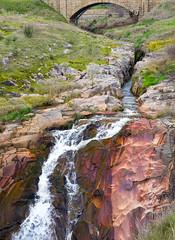 Waterfall Beechworth (laurie.g.w) Tags: water rock race creek waterfall stream australia victoria cascade beechworth