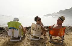 Jole_Lucio_Scala_dei_Turchi_5079 (Manohar_Auroville) Tags: girls sea italy white beach beauty seaside rocks perspectives special scala sicily luigi dei agrigento fedele turchi scaladeiturchi manohar
