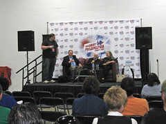 PBS at Great Philadelphia Comic Con 2016 (Catapilla) Tags: sesamestreet pbs misterrogersneighborhood catapillaproject davidnewell carollspinney oakspa greatphiladelphiacomiccon