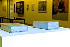 Book (1993) - Manuel Rosa (1953) (pedrosimoes7) Tags: sculpture stone museum book museu expression muse escultura livro livre contemporaryartsociety artgalleryandmuseums manuelrosa ecoledesbeauxarts artsandliteraturesexposition museuinternacionaldeesculturacontemporneasantotirso