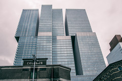 Rotterdam (Peter du Gardijn) Tags: rotterdam remkoolhaas celebes kopvanzuid derotterdam wilhelminapier urbanlandscape oma wolkenkrabber