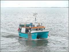 """ Four Jays "" .. (** Janets Photos **) Tags: uk catamaran shellfish lobsters crabs bridlington harbours eastyorkshire fishingvessels"