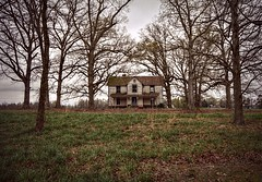 Sitting on a hill (builder24car) Tags: house abandoned northcarolina urbanexploration ruraldecay urbex oncewashome leftbehindandforgotten