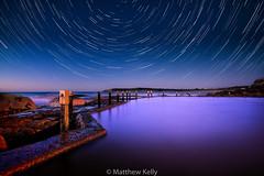 Mahon Pool Star Trails (Matthew Kelly LP) Tags: star trails mahon pool maroubra nsw night startrails