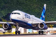 JetBlue A320_AH3V4598 (RJJPhotography) Tags: caribbean sxm princessjulianainternationalairport saintmaarten