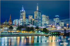 Melbourne city (Moments By Bram) Tags: city locals sydney australia melbourne victoria awardwinningphoto bilding yarrariver flinderstreetstation worldtraveller awardwinningphotographer momentsbybram