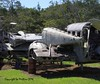 Imgp2103ac (Lee Mullins) Tags: abandoned australia 18 wreck beechcraft derelict beech caloundra brantley beech18 queenslandairmuseum c18s vhclg