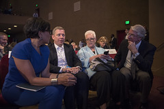 U.S. Secretary of Commerce Penny Pritzker and USAID Administrator Gayle Smith at GES 2016 (Power Africa) Tags: usaid energy entrepreneurship entrepreneurs offgrid powerafrica ges2016